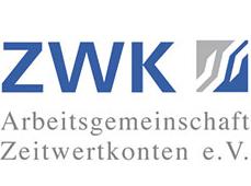 Die DBZWK ist Mitglied Mitglied in der Arbeitsgemeinschaft Zeitwertkonten