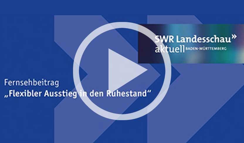 Fernsehbeitrag SWR über die DBZWK