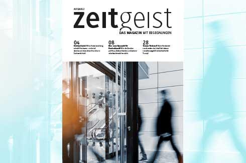 zeitgeist-Magazin – zum Zweiten
