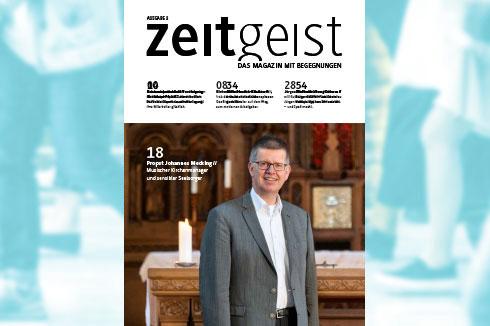 DBZWK zeitgeist Magazin